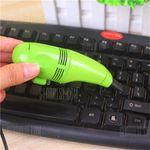 Mini USB Staubsauger für die Tastatur für 2,47€