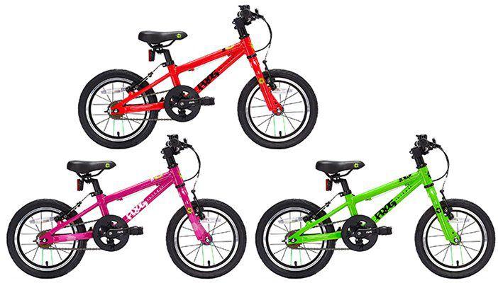 Frog Bikes   Frog 43 Kinderfahrrad in 14 Zoll & 3 Farben für je 234,92€ (statt 284€)