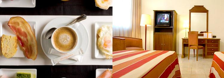 2   5 ÜN im 3* Hotel in Valencia inkl. Frühstück, Poolnutzung und Flüge ab 109€ p.P.