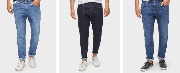 Tom Tailor mit 23% Rabatt auf Hosen & Jeans