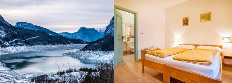 3, 4 o. 7 Nächte im 3* Hotel in den Dolomiten inkl. Halbpension, Trentino Gästekarte, Fitnessraum & Wellness ab 119€ p.P.