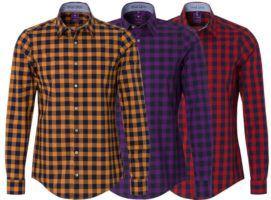 REDMOND 4 limited Hemden slim fit div. Farben für je 14,99€