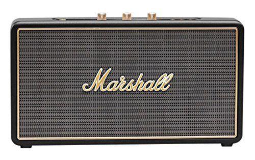 MARSHALL Stockwell   Bluetooth Lautsprecher mit 27 Watt für 111€ (statt 131€)