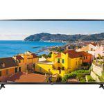 LG 55UJ635V – 55 Zoll 4K Fernseher mit Triple Tuner und Active HDR für 469€ (statt 539€)