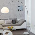 Design Bogenlampe LOUNGE DEAL mit Marmorfuß für 63,96€ (statt 80€)