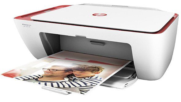 HP Deskjet 2633 Thermal Inkjet Multifunktionsdrucker mit WLAN für 37,80€ (statt 55€)