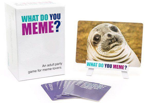 What Do You Meme?   Das Erwachsenenspiel für 20,63€ (statt 31€)