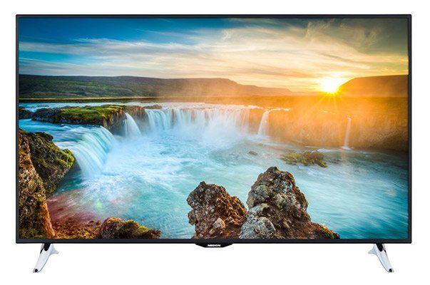 MEDION LIFE X18096 MD 31209   65 UHD TV (Smart TV, LED Backlight, HD Triple Tuner, DVB T2 HD, HDMI, CI+, WLAN, PVR) für 799,99€ (statt 900€)