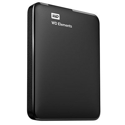 WD Elements Portable – 500GB ext. Festplatte mit USB 3.0 für 35€ (statt 44€)