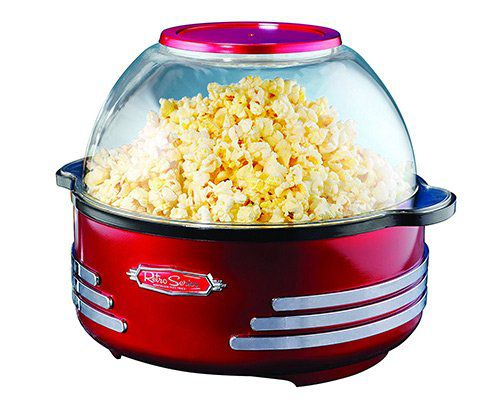 8SALCO SNP 16 Family Popcornmaker für 38€ (statt 49€)