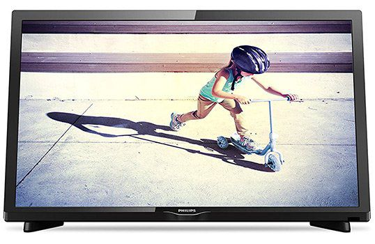 Philips 22PFS4232/12 LED TV (Flat, 22 Zoll, Full HD) für 119€ (statt 146€)