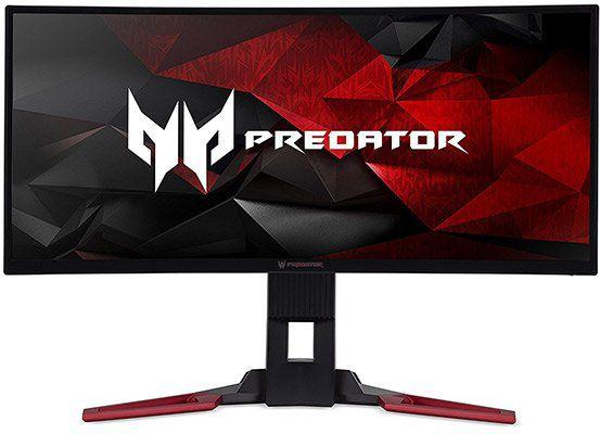 ACER Predator Z301CTbmiphzx   29.5 TFT (EEK A+, 2560x1080, 4ms, HDMI, 200Hz, 1800R Krümmung) für 579€ (statt 723€)