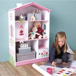 KidKraft Puppenhaus und Bücherregal für 69,95€ (statt 93€)