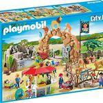 Playmobil City Life – Mein großer Zoo (6634) ab 32,94€ (statt 45€)