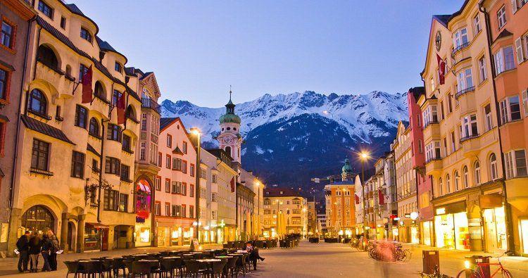 1   3 ÜN im 4* Hotel in Innsbruck mit Halbpension, Skipass & Sauna Nutzung ab 129€ p.P.