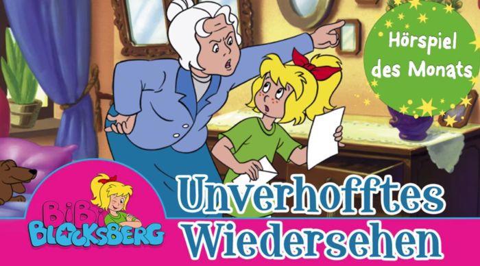 Bibi Blocksberg: Unverhofftes Wiedersehen (Hörspiel) kostenlos