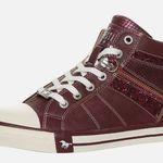 Mustang Damen Sneaker mit Glitzerdetails für 26,99€