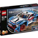 Lego Technic Rallyeauto 42077 für 53,39€ (statt 71€)