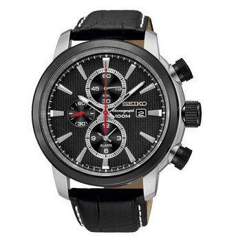 Seiko SNAF47P2 Herren Armbanduhr für 119,95€ (statt 159€)