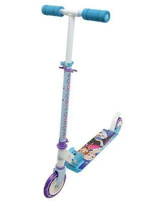 Smoby Die Eiskönigin Roller (klappbar) für 22,94€ (statt 28€)