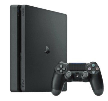 Playstation 4 Slim 500GB inkl. 3 Playlink Games für 233,99€ (statt 305€)