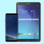Samsung Smart Start – z.B. Samsung Galaaxy S8 + Galaxy Tab E 9.6 für 4,95€ + o2 Free M mit 10GB LTE für 39,99€mtl.