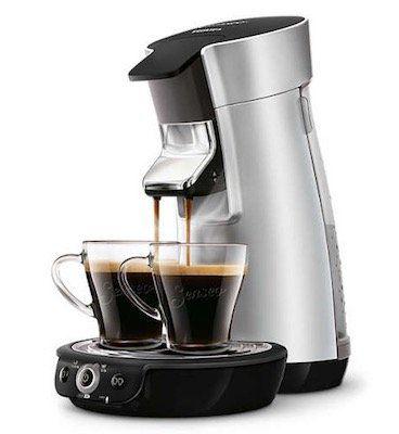 Philips HD7831/10 Senseo Viva Café Plus Kaffee Padmaschine für 59,90€ (statt 80€)