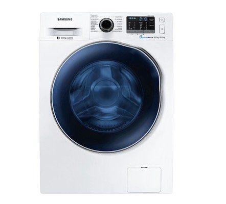 Samsung WD80J5400AW Waschtrockner mit 8kg für 664,90€ (statt 899€) + 70€ Gutschein