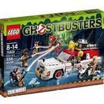 Lego Ghostbusters – Ecto-1 & 2 (75828) für 45,49€ (statt 60€)