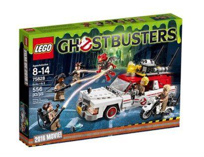 Lego Ghostbusters   Ecto 1 & 2 (75828) für 45,49€ (statt 60€)