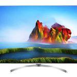 Abgelaufen! LG 65SJ8109 – 65 Zoll 4K Fernseher mit Triple-Tuner für 1.199€ (statt 1.635€) + 150€ Gutschein