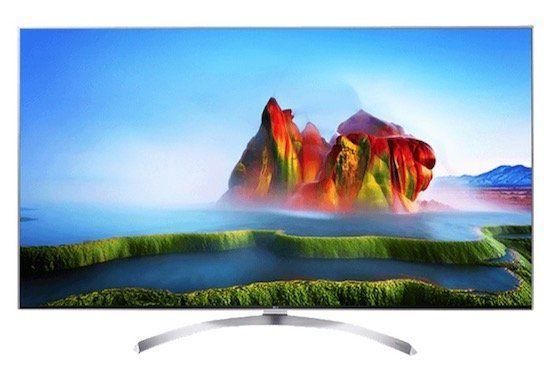 Abgelaufen! LG 65SJ8109   65 Zoll 4K Fernseher mit Triple Tuner für 1.199€ (statt 1.635€) + 150€ Gutschein