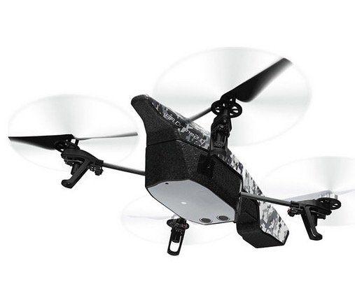 Parrot AR.Drone 2.0 Elite Edition mit Extra Akku für 125,90€ (statt 203€)