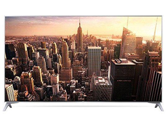 LG 49SJ800V   49 Zoll 4K Fernseher mit Triple Tuner und HDR für 606,98€(statt 680€)