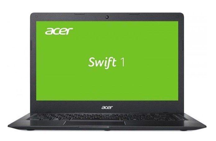 Acer Swift 1 SF114 31 P8NC Notebook mit 64GB + Win 10 für 249€ (statt 378€)