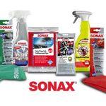 Gratis Sonax Pflegeset bei Newsletter Anmeldung auf Orbix