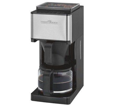 Profi Cook PC KA 1138 Kaffeeautomat mit Mahlwerk für 89€ (statt 108€)