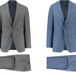 Tommy Hilfiger Herren Anzug mit klassischem Design für 194,90€ (statt 280€)