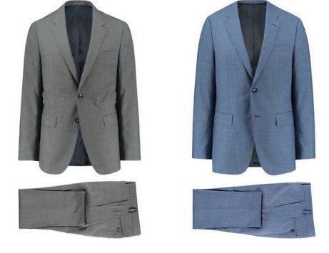 Schnell? Tommy Hilfiger Herren Anzug mit klassischem Design für 164,91€ (statt 280€)