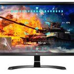 LG 27UD58-B – 27 Zoll 4K Monitor für 349€ (statt 382€)