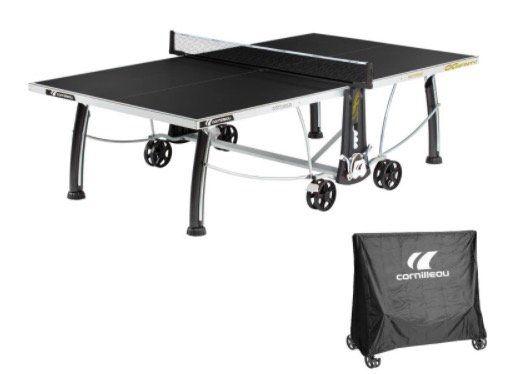 Tischtennisplatte Cornilleau Infinity Outdoor inkl. Schutzhülle für 369,99€
