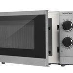 Silvercrest SMW 700 C1 Mikrowelle mit 700 Watt für 39,99€ – nur bis 14 Uhr ohne Versandkosten