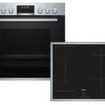 Bosch HND676OS60 Einbauherd-Set mit Induktions-Kochfeld für 1.229€(statt 1.434€)