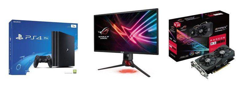 Gaming Sale bei eBay   z.B. Acer KG251Q Monitor für 129,90€ (statt 189€)