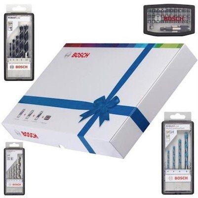 Bosch Zubehör Geschenkbox Bohrer /Bitset für 24,99€ (statt 34€)