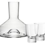 WMF Taverno Dekantierkaraffe mit zwei Gläsern für 19,95€ (statt 43€)