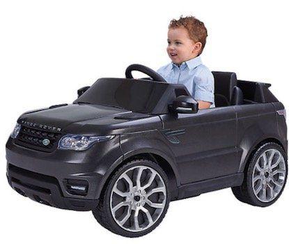 Feber Range Rover 6V Kinder Elektrofahrzeug für 162,94€ (statt 280€)
