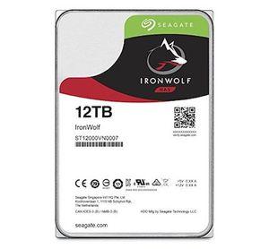 Seagate IronWolf NAS Festplatte mit 12TB für 377€ (statt 392€)
