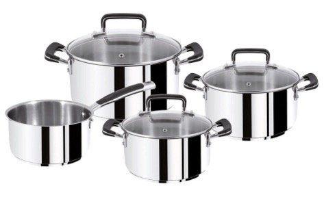 Tefal E97790 Gourmet Series Kochtopf Set 7 teilig für 79,90€ (statt 99€)