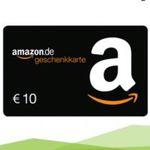 Vodafone Smart Surf mit 50 Min/SMS und 2GB für 4,99€ mtl. + 10€ Amazon Gutschein